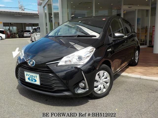 Used 2017 TOYOTA VITZ BH512022 for Sale