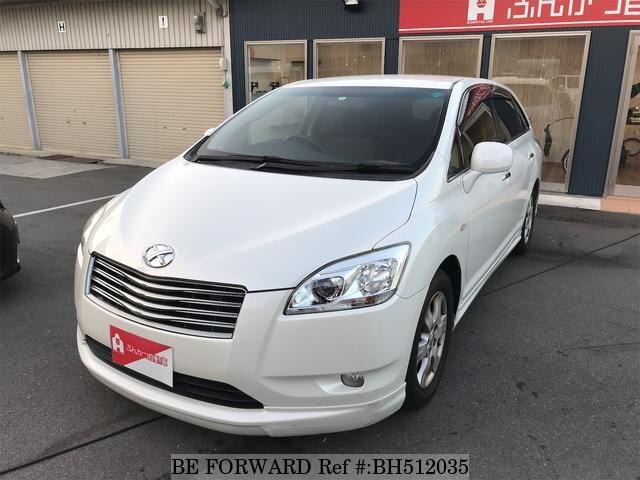 Used 2008 TOYOTA MARK X ZIO BH512035 for Sale