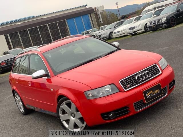 Used 2004 AUDI S4 BH512039 for Sale