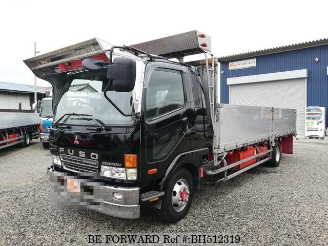 Used 2000 MITSUBISHI FIGHTER BH512319 for Sale