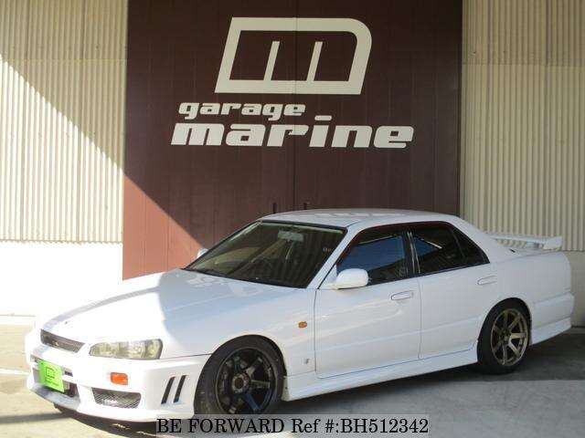 Used 1998 NISSAN SKYLINE BH512342 for Sale