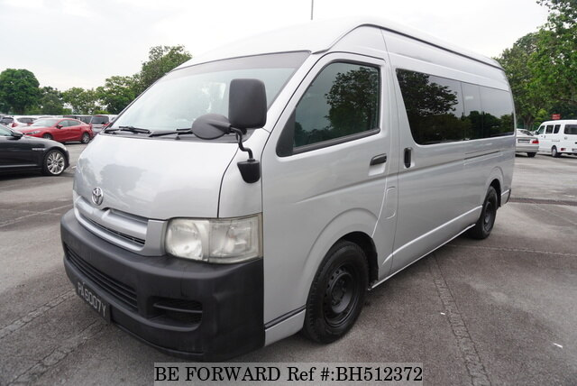 Used 2006 TOYOTA HIACE COMMUTER BH512372 for Sale
