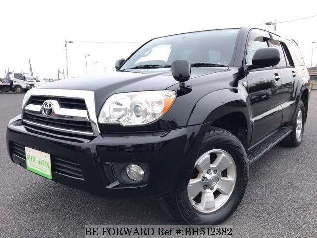 Used 2005 TOYOTA HILUX SURF BH512382 for Sale