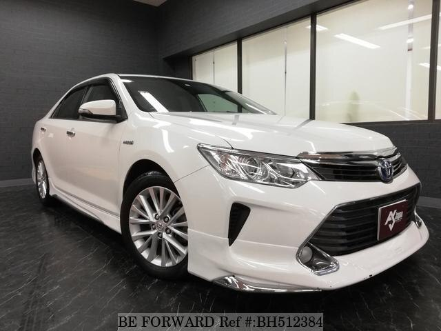 Used 2015 TOYOTA CAMRY BH512384 for Sale