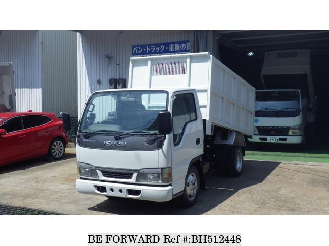 Used 2003 ISUZU ELF TRUCK BH512448 for Sale