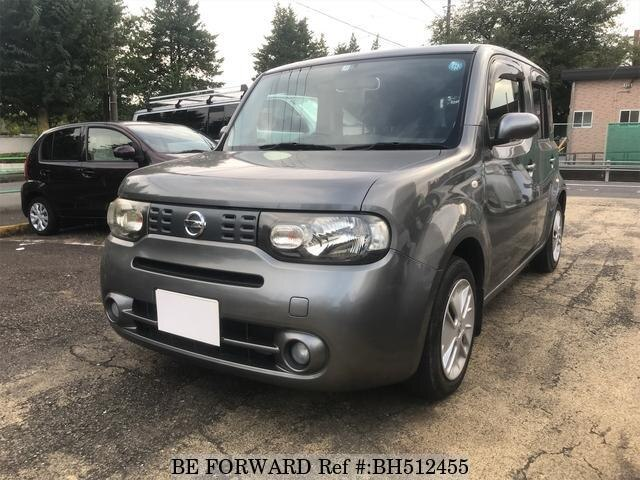 Used 2009 NISSAN CUBE BH512455 for Sale