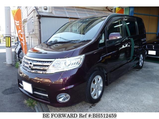 Used 2010 NISSAN SERENA BH512459 for Sale