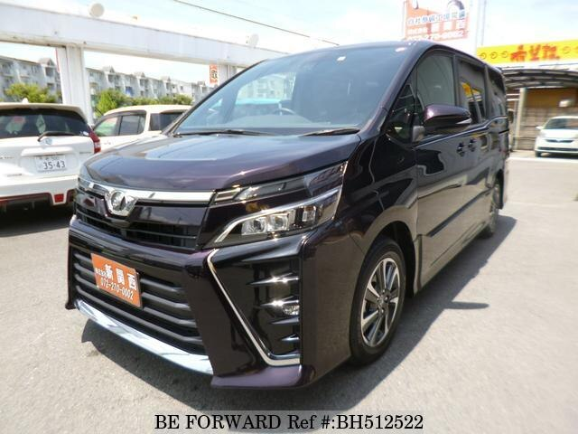 Used 2017 TOYOTA VOXY BH512522 for Sale