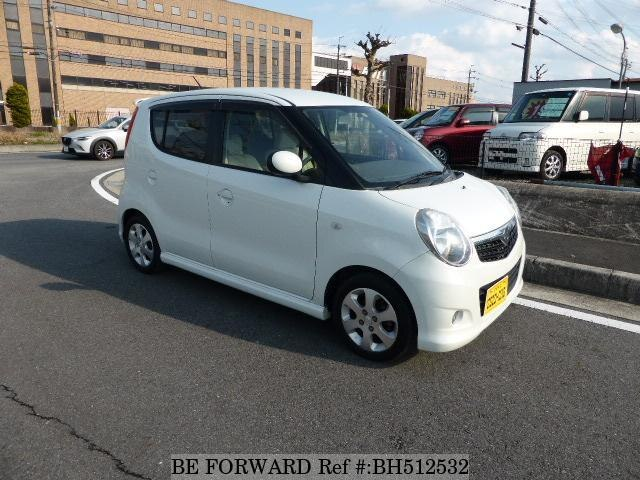 Used 2007 SUZUKI MR WAGON BH512532 for Sale