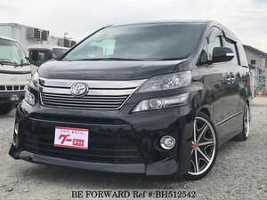 Used 2013 TOYOTA VELLFIRE BH512542 for Sale