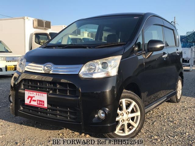 Used 2011 DAIHATSU MOVE BH512549 for Sale
