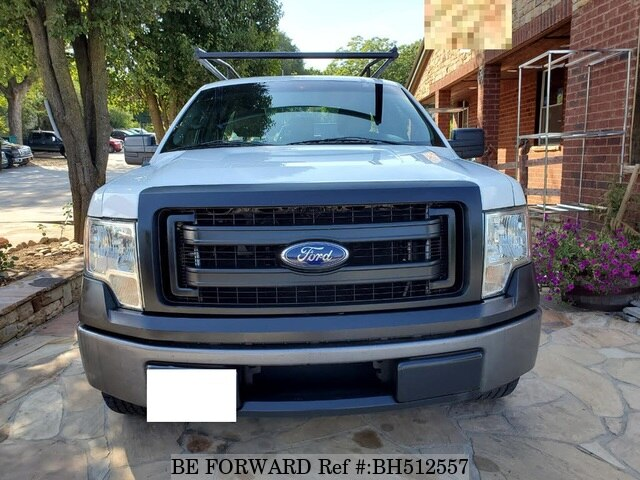 Used 2013 FORD F150 BH512557 for Sale