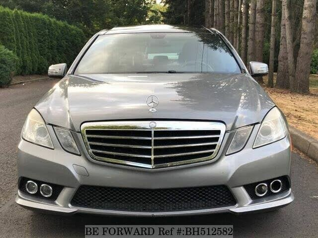 Used 2010 MERCEDES-BENZ E-CLASS BH512582 for Sale