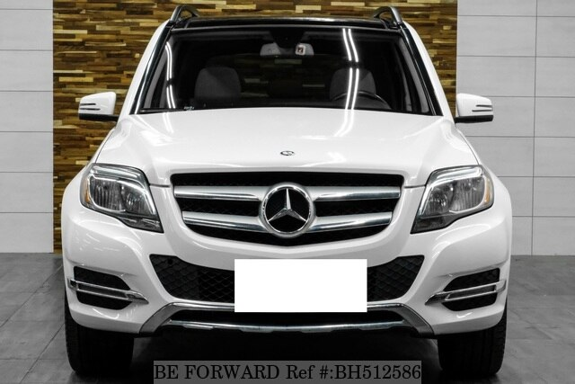 Used 2013 MERCEDES-BENZ GLK-CLASS BH512586 for Sale