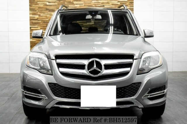 Used 2013 MERCEDES-BENZ GLK-CLASS BH512597 for Sale
