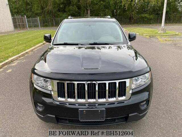 Used 2012 JEEP GRAND CHEROKEE BH512604 for Sale