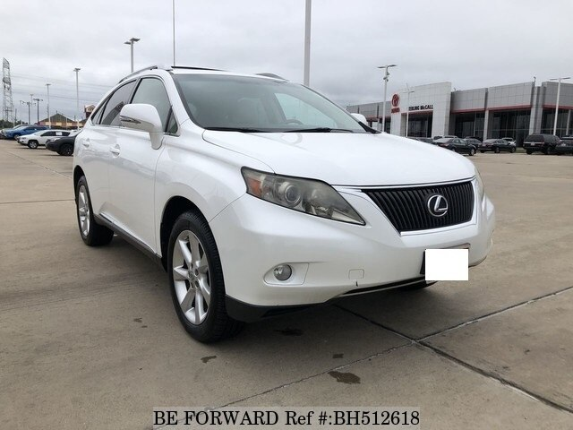 Used 2010 LEXUS RX BH512618 for Sale