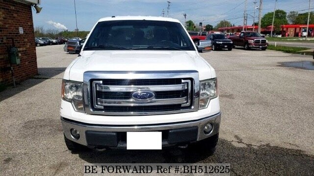 Used 2013 FORD F150 BH512625 for Sale