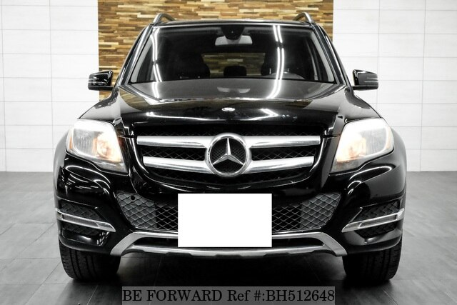 Used 2013 MERCEDES-BENZ GLK-CLASS BH512648 for Sale