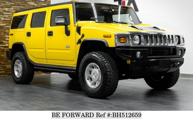 Used 2006 HUMMER H2 BH512659 for Sale