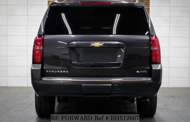 Used 2017 CHEVROLET SUBURBAN BH512667 for Sale