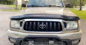 Used 2001 TOYOTA TACOMA BH512687 for Sale