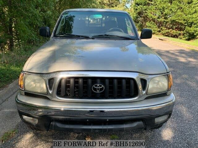 Used 2002 TOYOTA TACOMA BH512690 for Sale