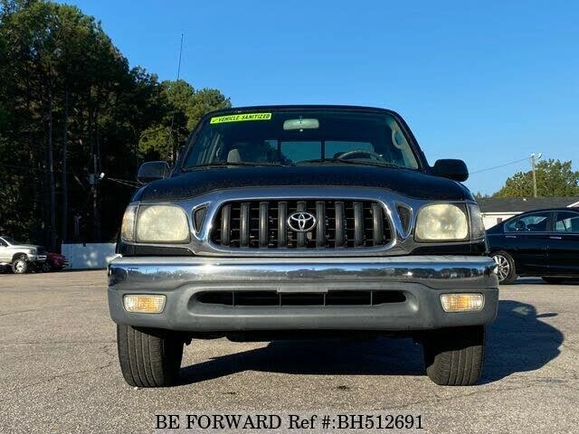 Used 2002 TOYOTA TACOMA BH512691 for Sale