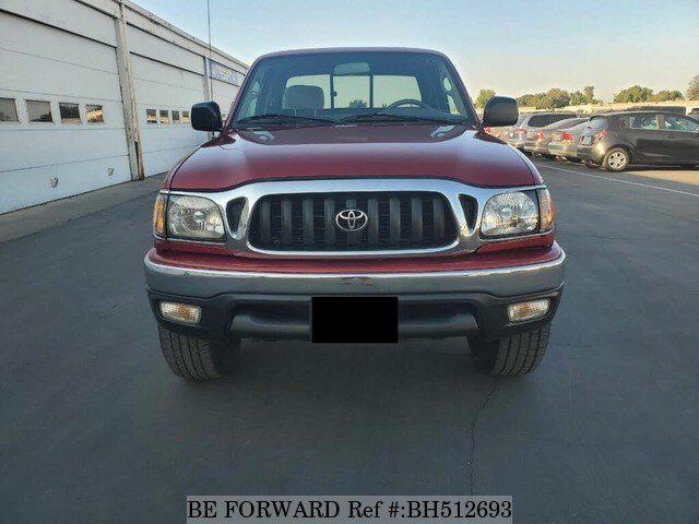 Used 2002 TOYOTA TACOMA BH512693 for Sale