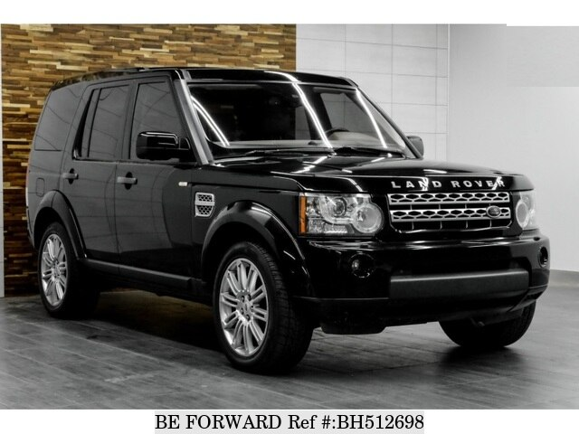 Used 2011 LAND ROVER LAND ROVER OTHERS BH512698 for Sale