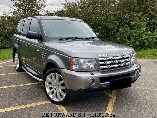 Used 2009 LAND ROVER RANGE ROVER SPORT BH512824 for Sale