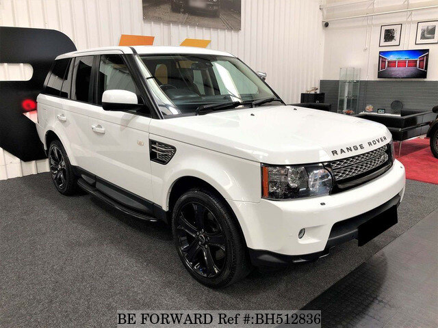 Used 2013 LAND ROVER RANGE ROVER SPORT BH512836 for Sale