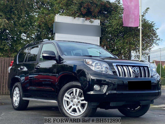 Used 2009 TOYOTA LAND CRUISER BH512890 for Sale