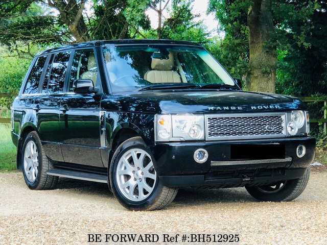 Used 2003 LAND ROVER RANGE ROVER BH512925 for Sale