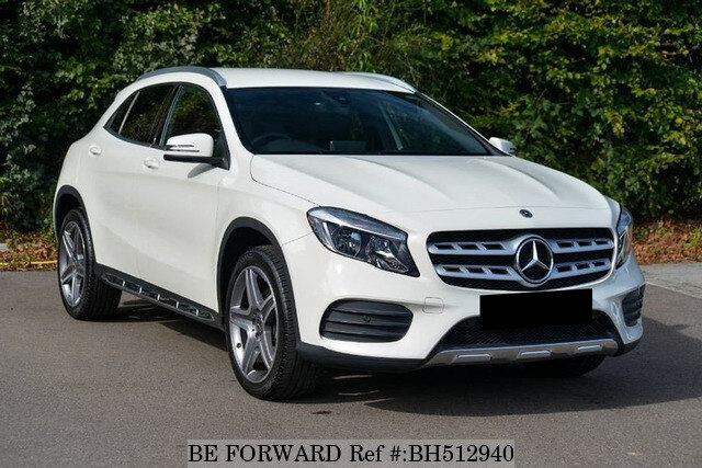 Used 2018 MERCEDES-BENZ GLA-CLASS BH512940 for Sale