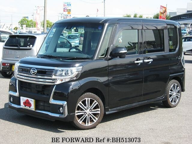 Used 2016 DAIHATSU TANTO BH513073 for Sale