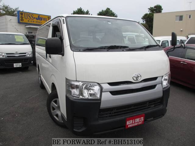 Used 2015 TOYOTA HIACE VAN BH513106 for Sale