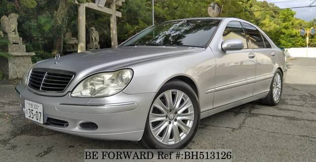 Used 2001 MERCEDES-BENZ S-CLASS BH513126 for Sale