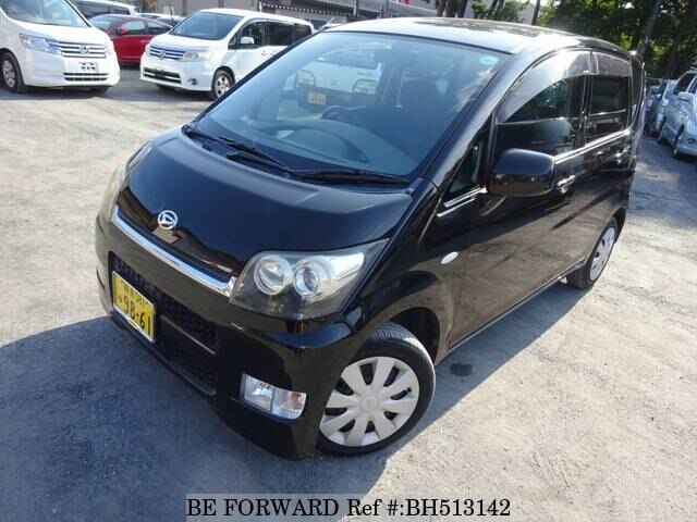 Used 2007 DAIHATSU MOVE BH513142 for Sale