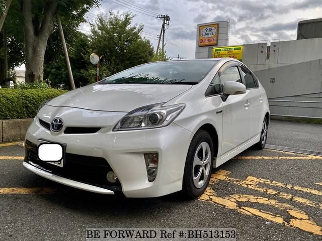 Used 2014 TOYOTA PRIUS BH513153 for Sale