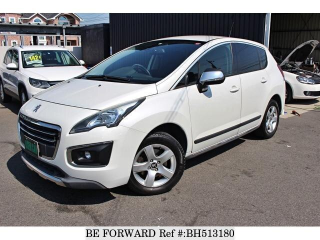 Used 2014 PEUGEOT 3008 BH513180 for Sale