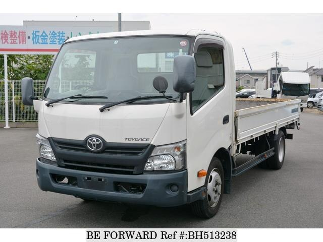 Used 2014 TOYOTA TOYOACE BH513238 for Sale