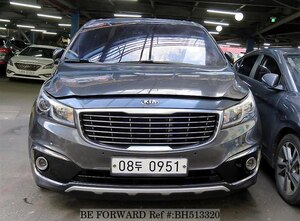 Used 2015 KIA CARNIVAL BH513320 for Sale