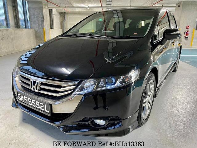 Used 2012 HONDA ODYSSEY BH513363 for Sale