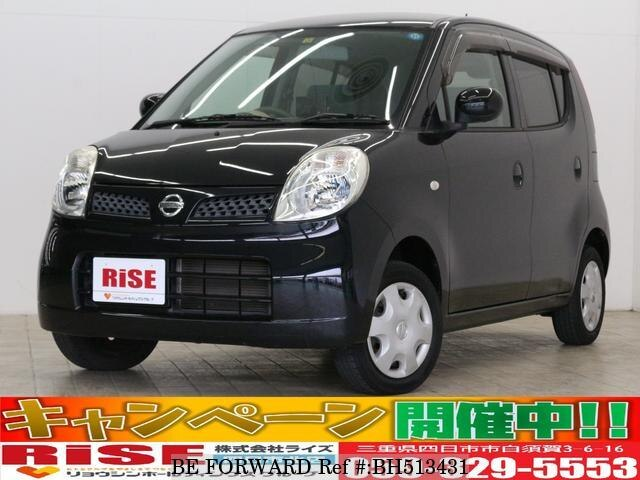 Used 2007 NISSAN MOCO BH513431 for Sale