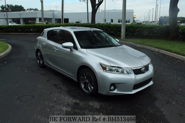 Used 2011 LEXUS CT BH513466 for Sale