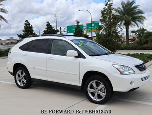 Used 2007 LEXUS RX BH513473 for Sale