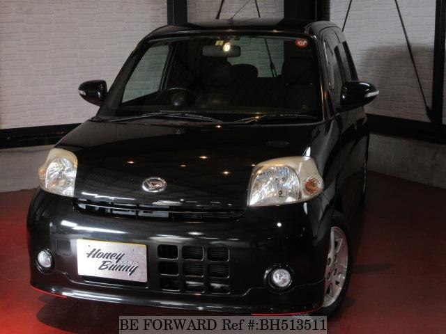 Used 2010 DAIHATSU ESSE BH513511 for Sale