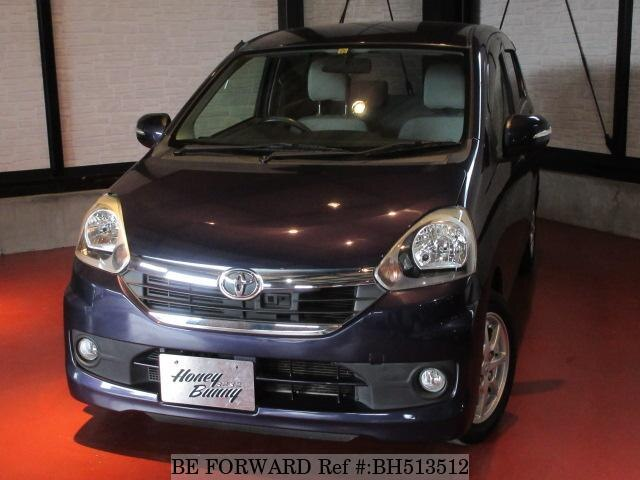 Used 2013 TOYOTA PIXIS EPOCH BH513512 for Sale