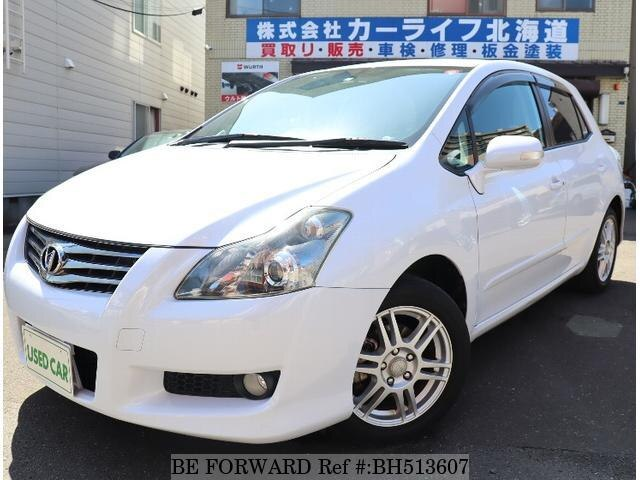 Used 2007 TOYOTA BLADE BH513607 for Sale
